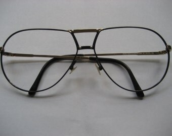 Vintage Carrera Aviator Style Eyeglass Frame 5326