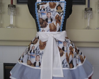 Wizard of Oz Dorothy's Apron