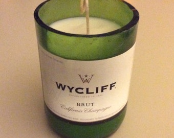 Orange Clove Hand Poured Soy Wax Candle