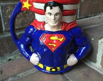 XL Superman Beer Stein