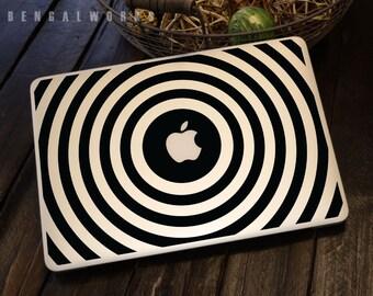 In a Trance Macbook Decal / Macbook Sticker / Laptop Decal