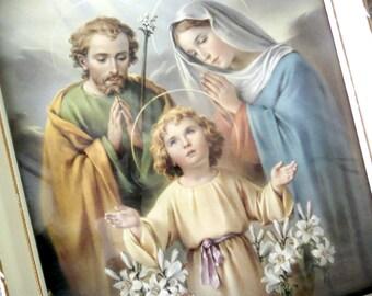 Vintage Religious Art