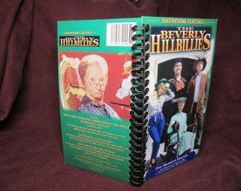 Beverly Hillbillies VHS Tape Box Notebook