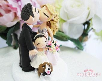Custom Cake Topper- Captured the most memorable moment