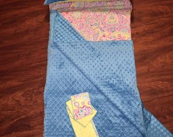 Kindermat or Nap Mat Cover