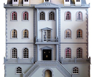 Dolls House Miniature Downton Manor