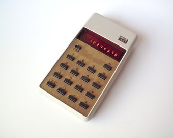 Vintage Novus 850 Electronic Calculator