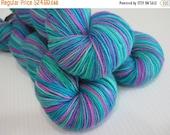 35% Off BFL Sock Yarn - Bunny Hug