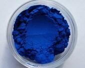Shadow Play - Blue Eyeshadow 10g sifter jar loose shimmer vegan eyeshadow makeup