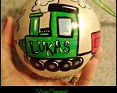 Train Ornament