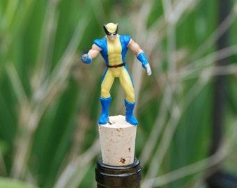 Wolverine Wine Bottle Stopper