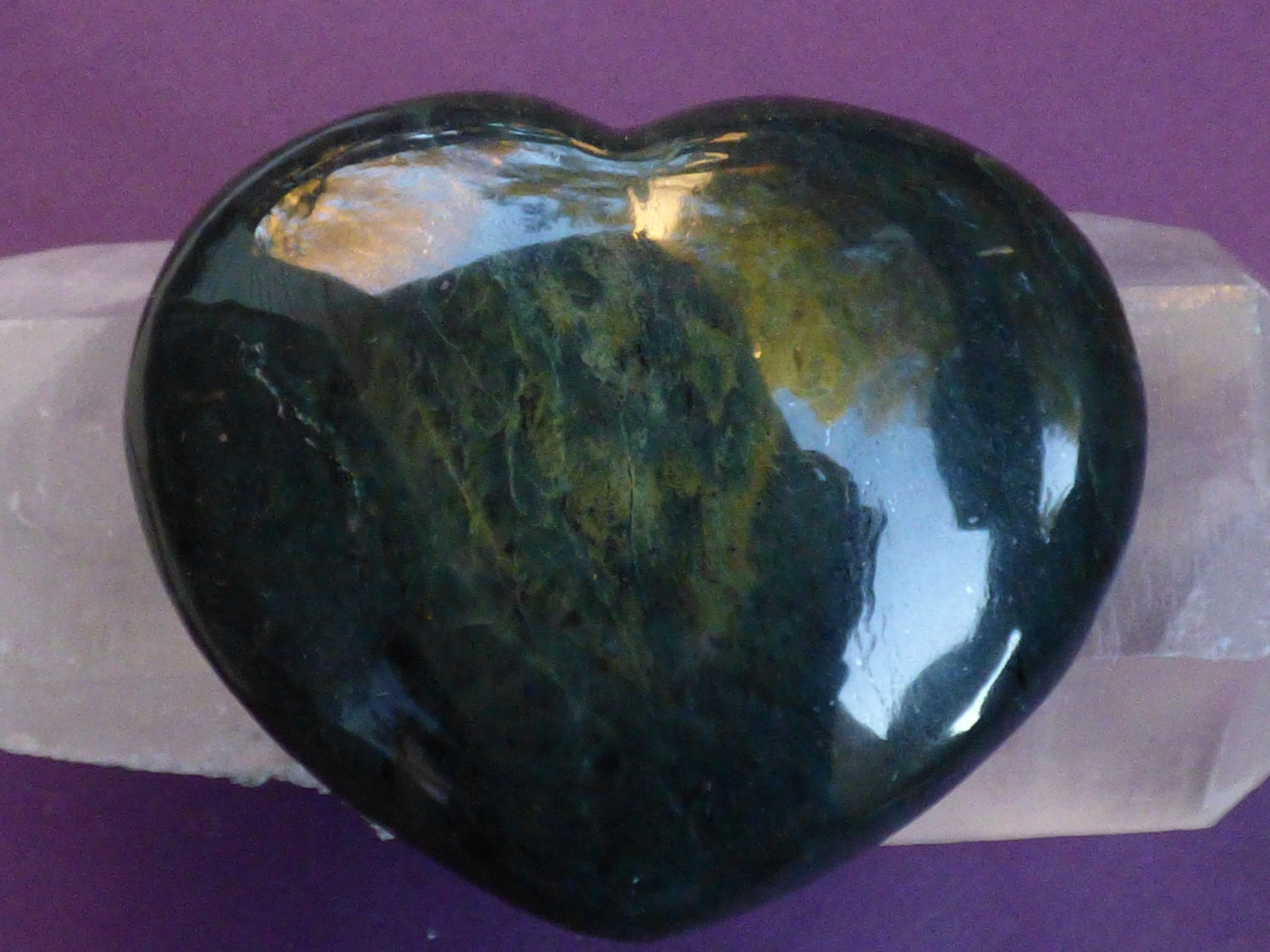 Serpentine Serpentine Hearts Serpentine Gemstone Hearts