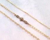 Gold Bracelet Set, Stacking Bracelets, victorian, 3 bracelet set, victorian, bridal, weddings, chain, 14k gold filled
