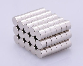 10 Pcs Super Strong Earth Magents,Small Rare Earth magnets, Fridge magnets,Crafting magnets