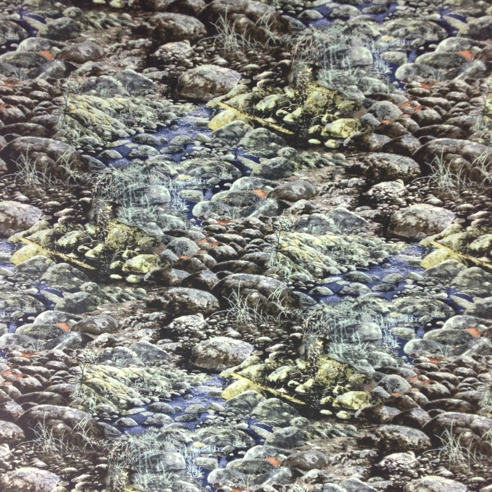 Early Frost By Jim Hansel 100 Cotton Fabric Riverbed