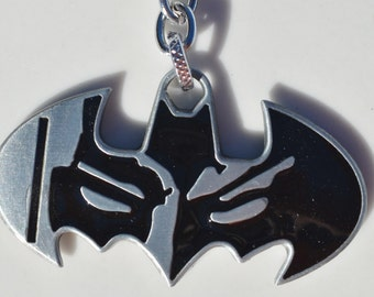 Metal Batman Inspired Pendant (No chain attached!) 58*30mm P54