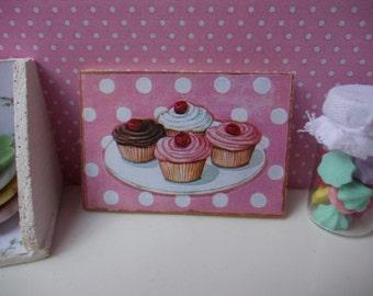 cupcake frame, 1.12 th