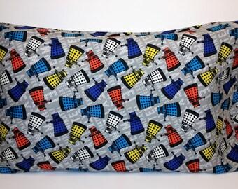 Doctor Who Dalek Pillowcase