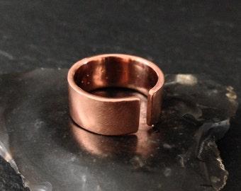 Open Ring - Copper
