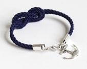 4 Custom Sailor Knot Bracelets
