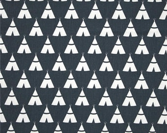 Baby Carseat Tent -Gunmetal Gray Tee Pee Carseat Canopy, Tent