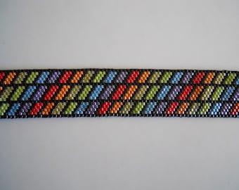 Beaded Multi colored bracelet