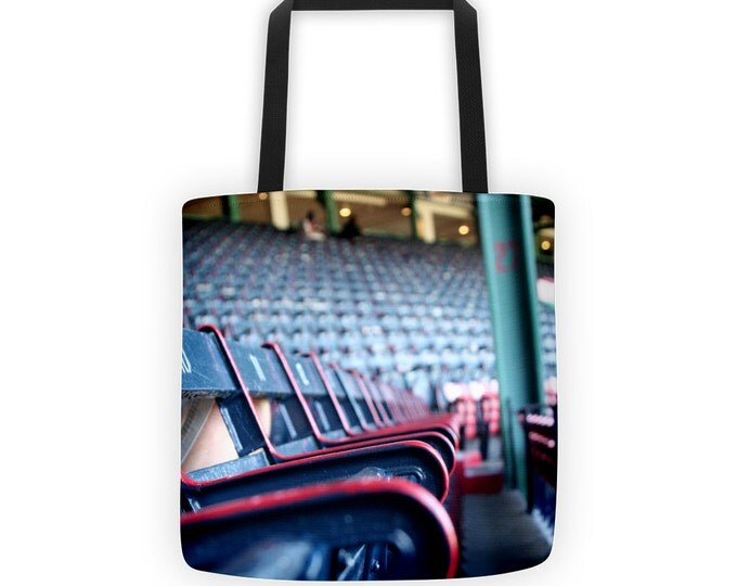 Boston Fenway Tote for Eco Shopping and School and Sundry - 2 options available
