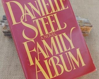 Family Album by Danielle Steel  Copyright 1985