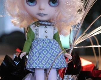 Simply Vanilla Custom Blythe