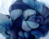 Falkland Roving - Deep Blue Sea - Hearthside Fibers