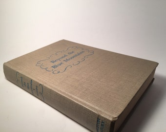 First Edition: Beyond the Blue Mountain by Jean Plaidy