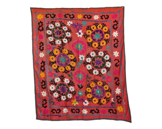 Handmade Vintage Suzani NL3026