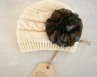 Baby Girl Hats Newborn Hats Baby Girl Knit Hats, Baby Hats Knit Infant Hats, Baby Knit Hat, Newborn Photo Prop Hats