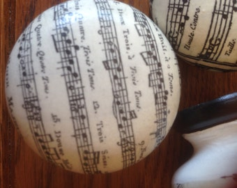 Wooden Door/Drawer/Wardrobe/Cabinet Knob Music For You