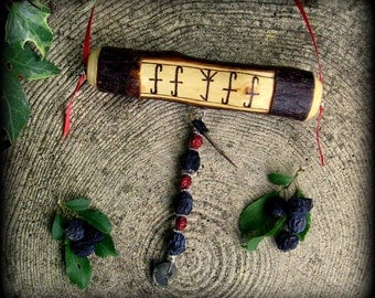 Blackthorn Guardian of the Threshold: Witchcraft, Druid, Wicca, Pagan