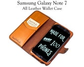 Galaxy Note 7 Leather Wal...