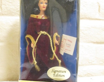 Vintage Renaissance Doll - Mance Industries - Princess Rebecca