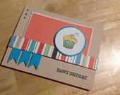 Card - Birthday - Hey Cupcake