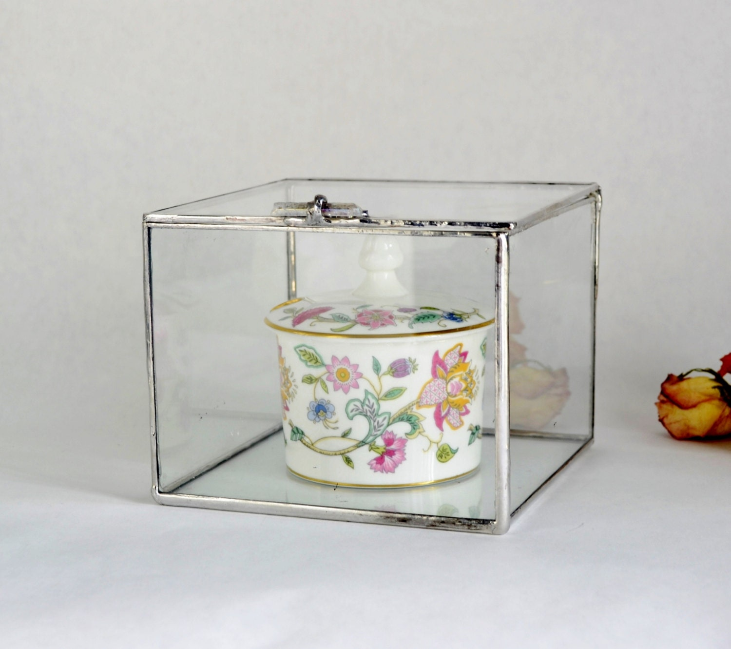 You searched for: glass display box! Etsy is the home to thousands of handmade, vintage, and one-of-a-kind products and gifts related to your search. No matter what you're looking for or where you are in the world, our global marketplace of sellers can help you find unique and affordable options. Let's get started!