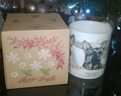 Merry Bright Gift Box , Made to Order, Christmas, Thank You gift Box