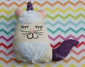 Wrap Scrap Unicorn Kitty