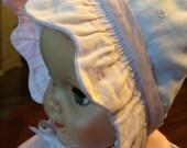 Infant bonnet