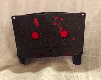 Blood Splatter Wallet