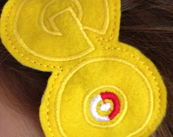Pokemon Headband Slider Ready to Ship As Pictured