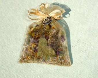 Herbal Home Blessing Potpourri Sachet