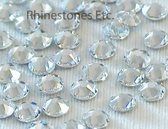 crystal 12ss swarovski elements rhinestones flat back 1 gross