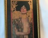 Gustav Klimt Print Judith and the Head of Holofernes