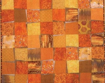 Mosaic Quilt Pattern by Aardvark Quilts AQ837