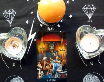 ONE CARD Tarot or Oracle Reading - Divination