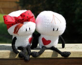 Custom Knit Bigli Migli Doll - Made to Order